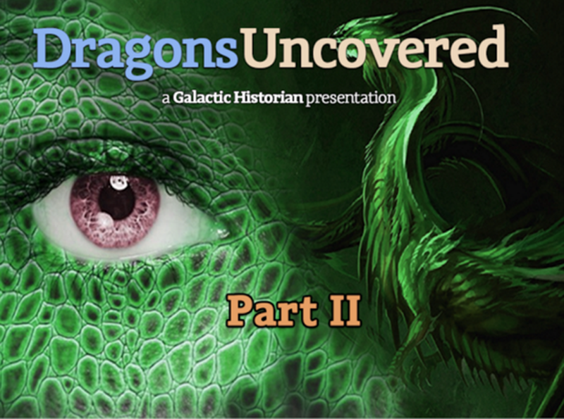 DRAGONS UNCOVERED II