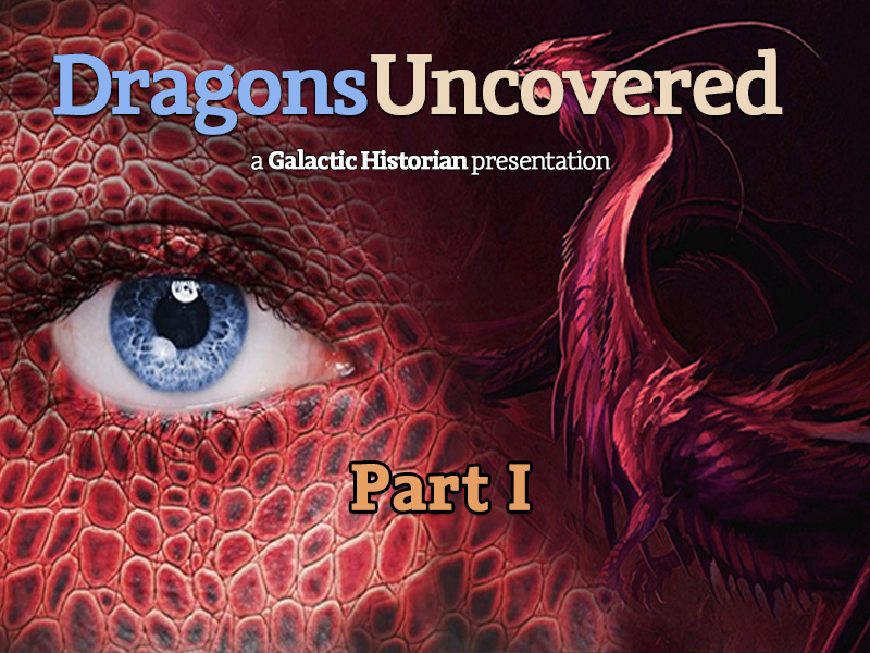DRAGONS UNCOVERED I